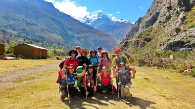 Classic Inca Trail, Private Service 4 Days