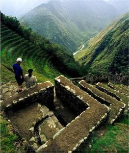 2 days short inca trail to machu picchu