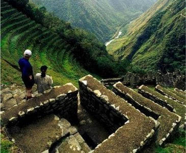 2 days short inca trail to machu picchu