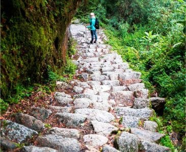 inca trail to machu picchu 5 days