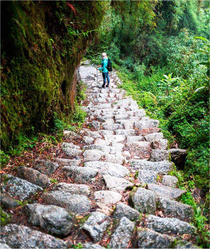 inca trail to machu picchu 5 days