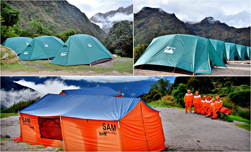 Our Equipment - Machu Picchu Trek | Salkantay Hike | Lares Trekking | Package to Peru & Our Equipment - Machu Picchu Trek | Salkantay Hike | Lares ...