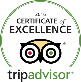 Certificate of Excellence Sam Travel Peru