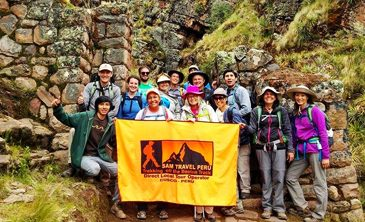 Huchuy Qosqo Trek to Machu Picchu 2 Days