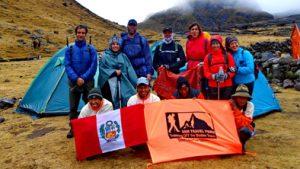 Lares Trek to Machu Picchu 4 Days