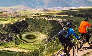 Moray Biking Tour