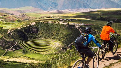 Moray Biking Tour