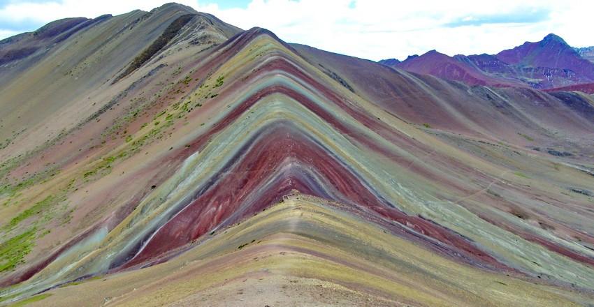 Rainbow Mountain Trek Cusco | Vinicunca Hike Cusco ...