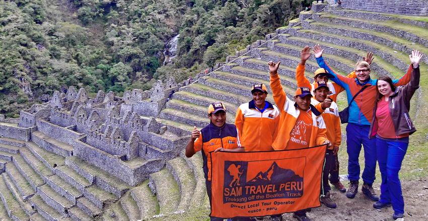 Inca Trail Trek to Machu Picchu - Wiñaywayna