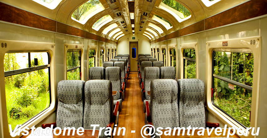 Vistadome Amp Expedition Train Information Perurail Travel Agency