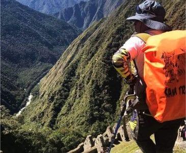 one day inca trail to machu picchu