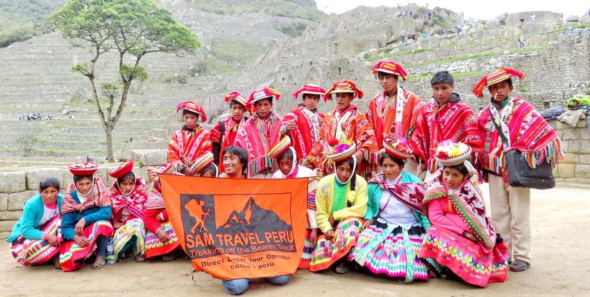 SAM Travel Peru