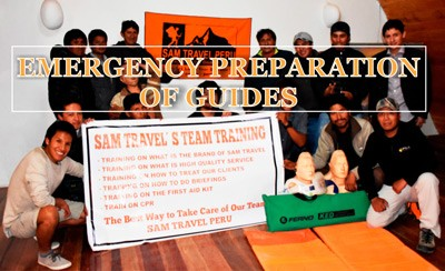 Emergency-Preparation-of-Guides-sam-travel-peru