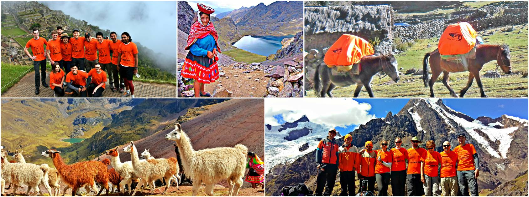 lares trek to pachu picchu sam travel