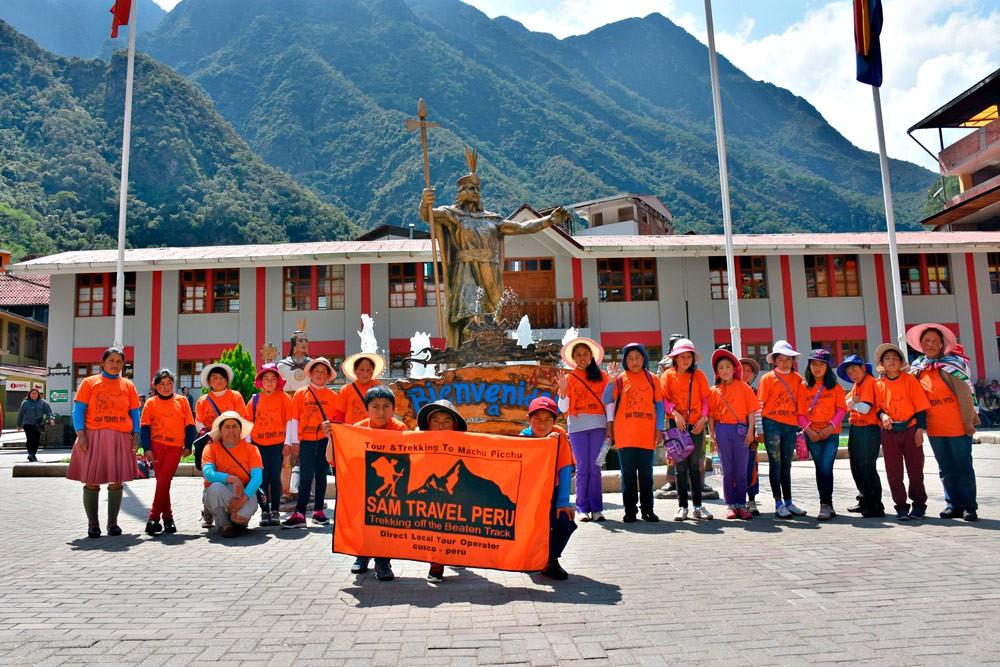 Our Educational Project - Machu Picchu Trek | Salkantay Hike