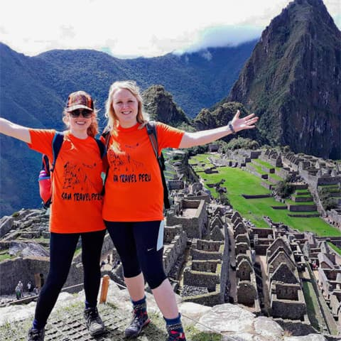 sacred valley and machu Picchu