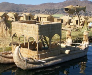 titicaca lake by luxury
