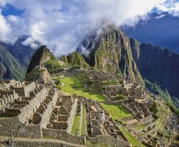 Machu Picchu access restrictions