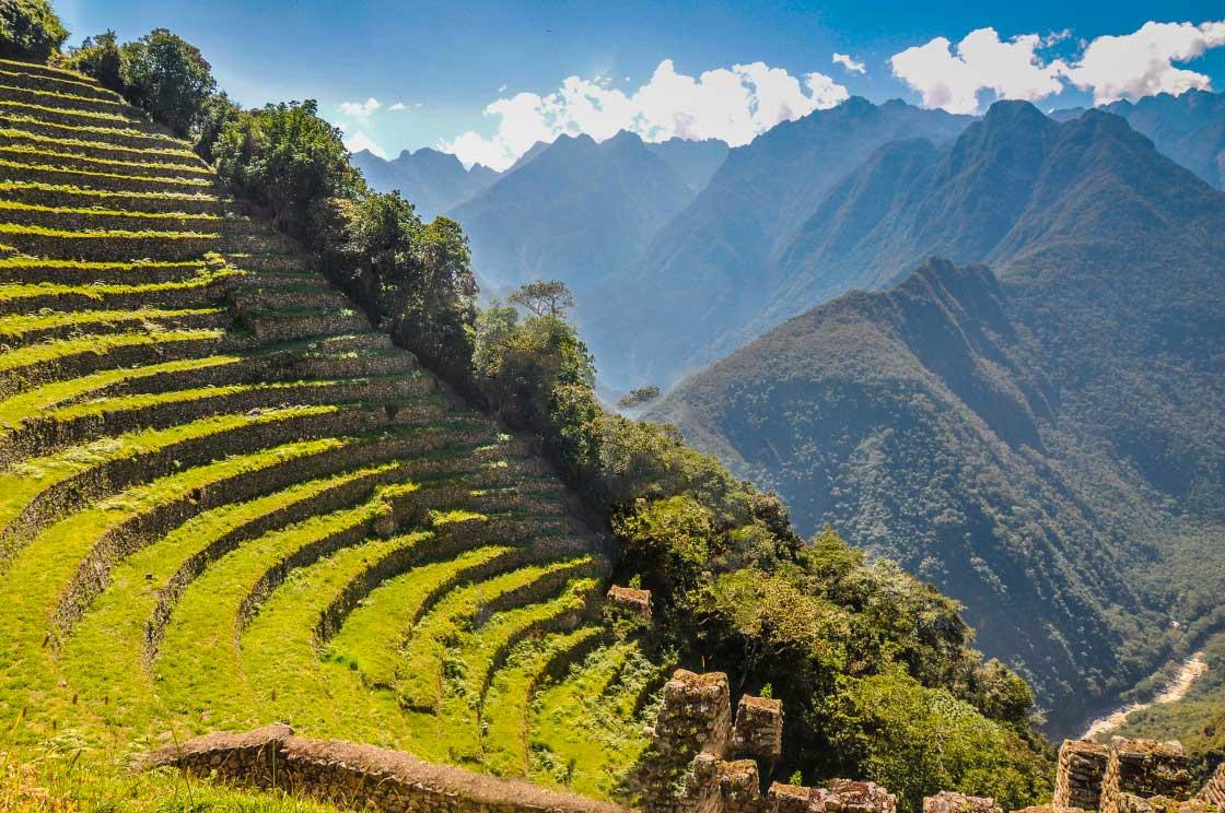 wiñay huayna inca trail 2 days