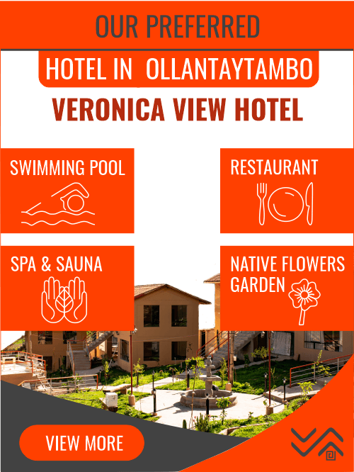 veronica view hotel in ollantaytambo