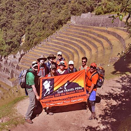 inca trail treks 4 days