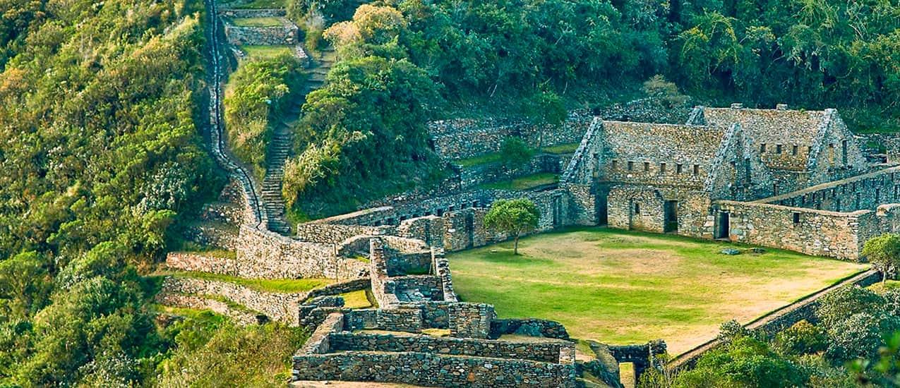 choquequirao treks To Machu Pichchu - Sam Travel Peru